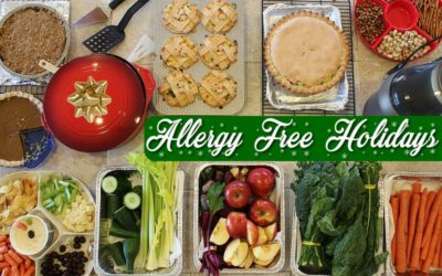 5 Tips to Avoid Food Allergy Reactions During the Holidays